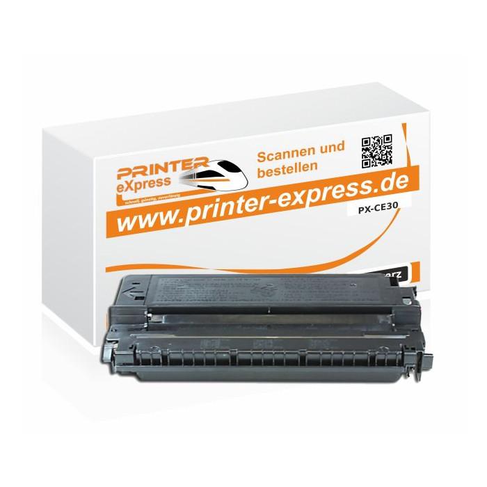 Toner alternativ zu Canon E-30 für Canon Drucker Schwarz