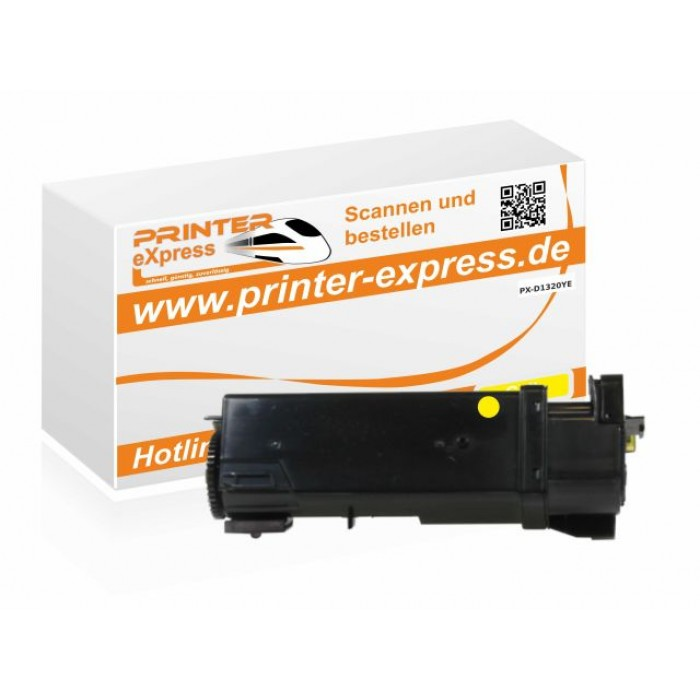 Toner alternativ zu Dell 1320 XL (593-10260, PN124) für...