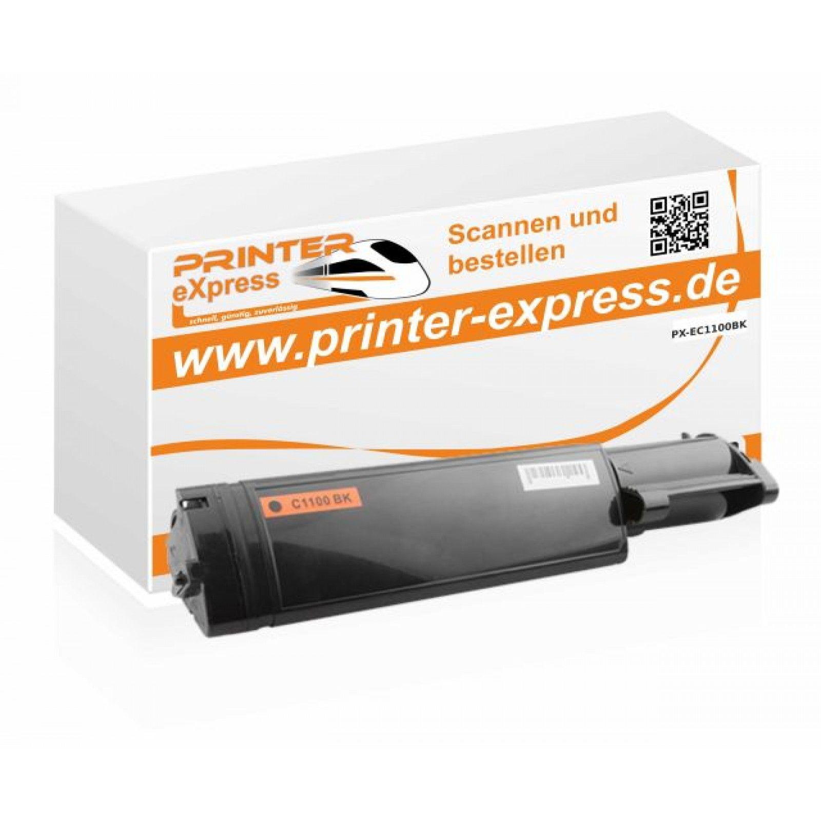 Toner alternativ zu Epson C13S050190, S050190, C1100...
