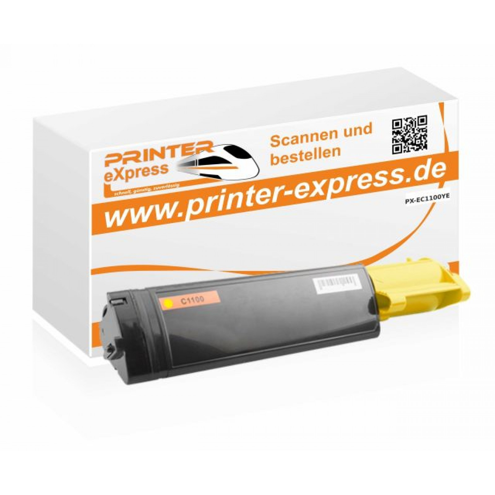 Toner alternativ zu Epson C13S050187, S050187, C1100...