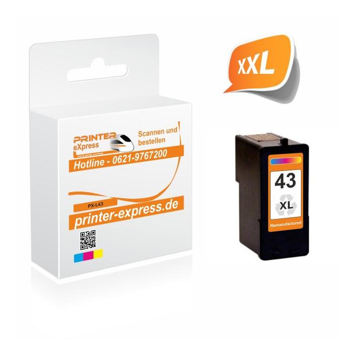 Lexmark 43 XL (Lexmark 43 XL, 43XL, 18Y0143E, 18YX143E)...