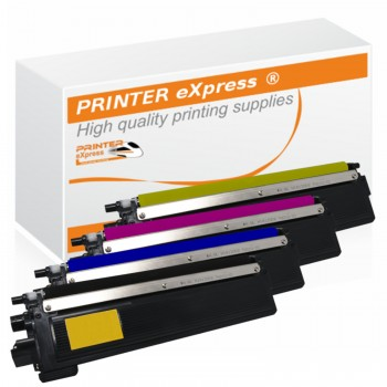 Toner Multipack alternativ zu Brother TN-230 4...