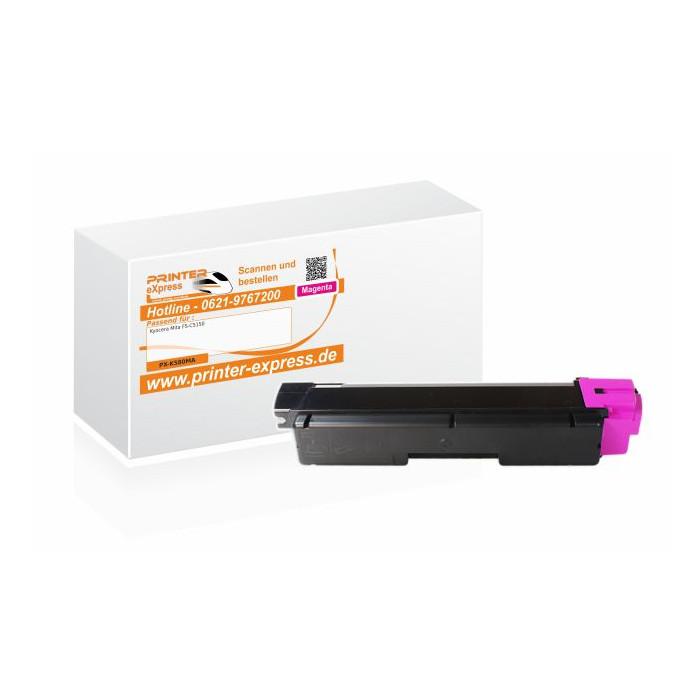 Alternativ zu Kyocera TK-580M Toner magenta