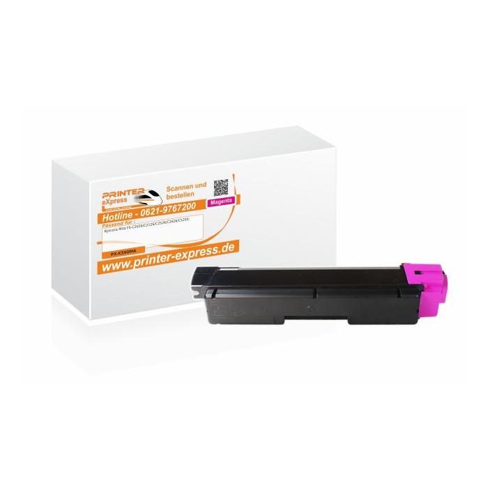Toner alternativ zu Kyocera TK-590M, TK-590MA für Kyocera...
