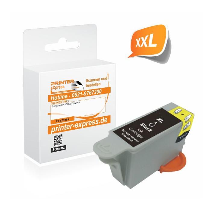 Alternativ zu Samsung INK-M210 Tintenpatrone schwarz