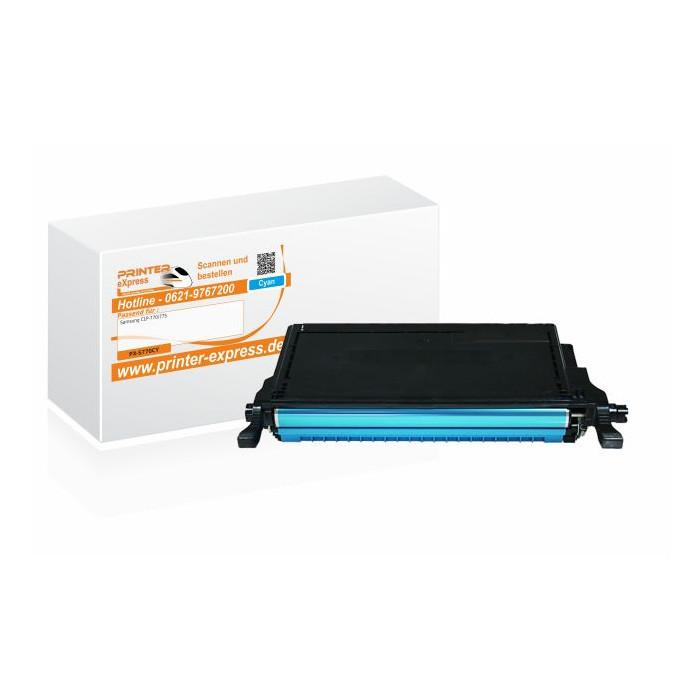 Toner alternativ zu Samsung CLP-770, CLT-C6092S/ELS für...