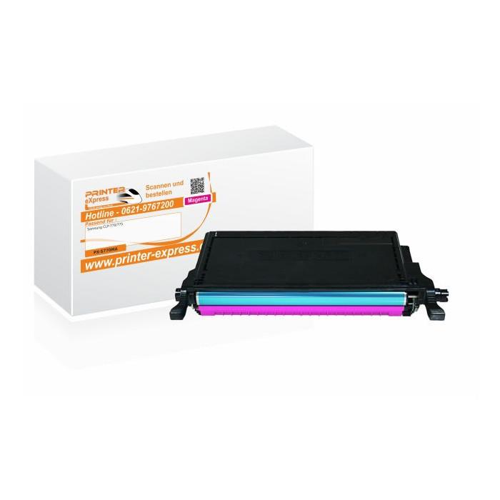 Toner alternativ zu Samsung CLP-770, CLT-M6092S/ELS für...