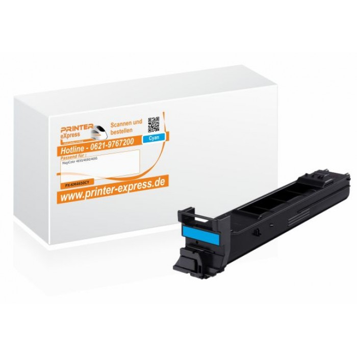 Toner alternativ zu Konica Minolta A0DK452, A0DK451, 4650...