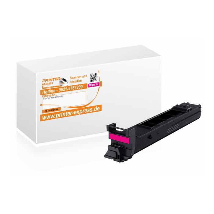 Toner alternativ zu Konica Minolta A0DK352, A0DK351, 4650...