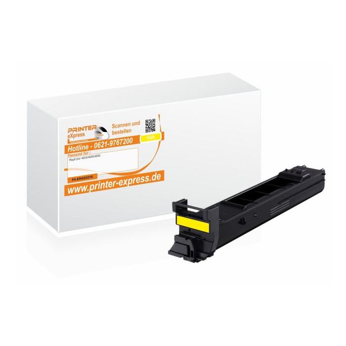 Toner alternativ zu Konica Minolta A0DK252, A0DK251, 4650...