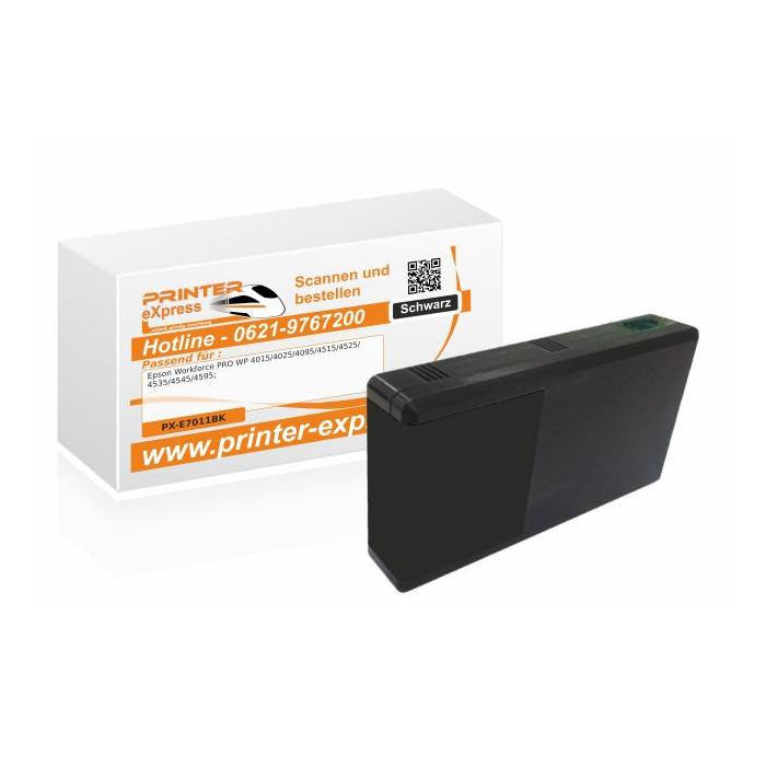 Druckerpatrone ersetzt Epson T7011, 7011 schwarz