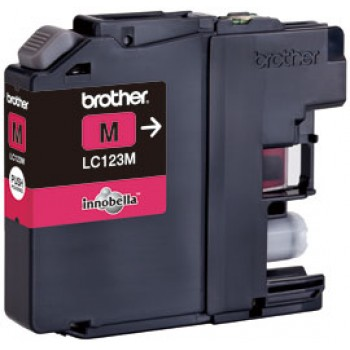 Brother LC-123M Druckerpatrone magenta