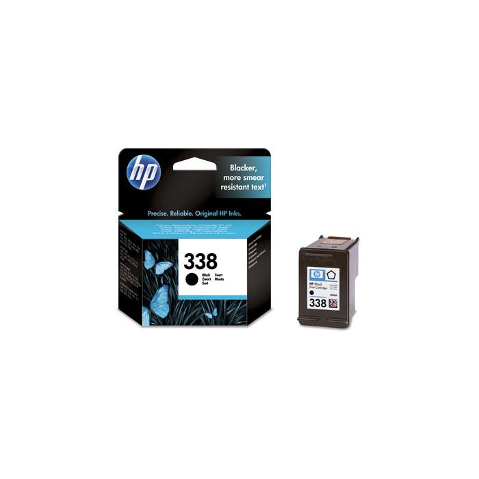 HP 338 Druckerpatrone schwarz (C8765EE)