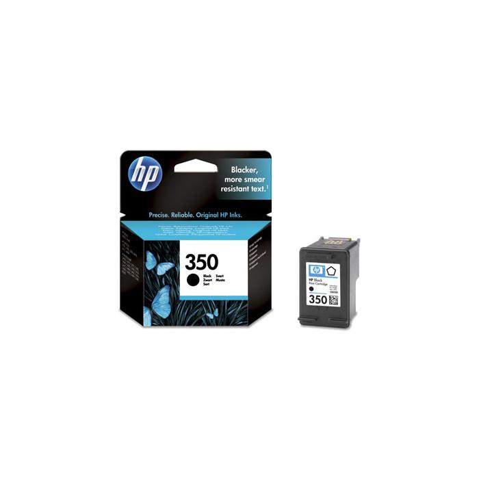 HP 350 Druckerpatrone schwarz CB335EE