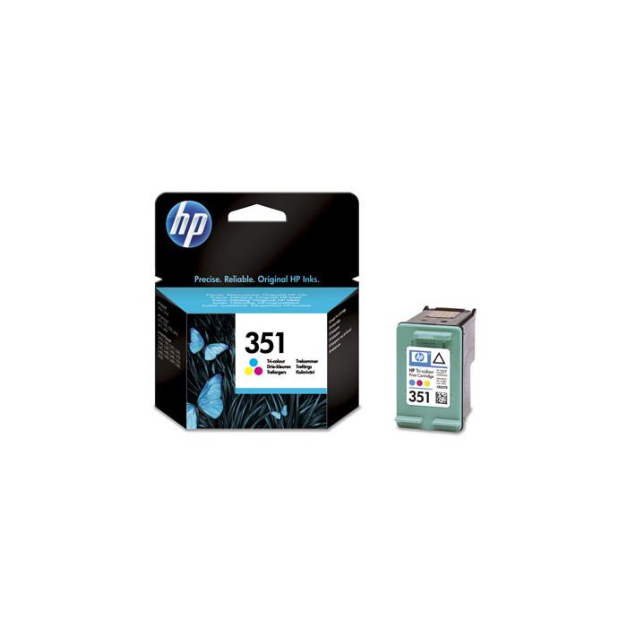 HP 351 Druckerpatrone color CB337EE