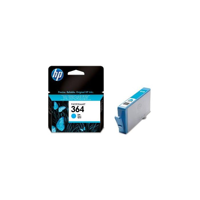 HP 364 C Druckerpatrone cyan CB318EE
