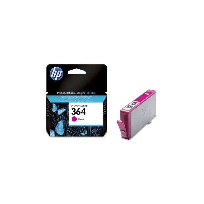 HP 364 M Druckerpatrone magenta CB319EE