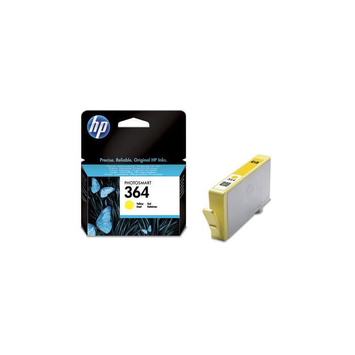 HP 364 Y Druckerpatrone yellow CB320EE