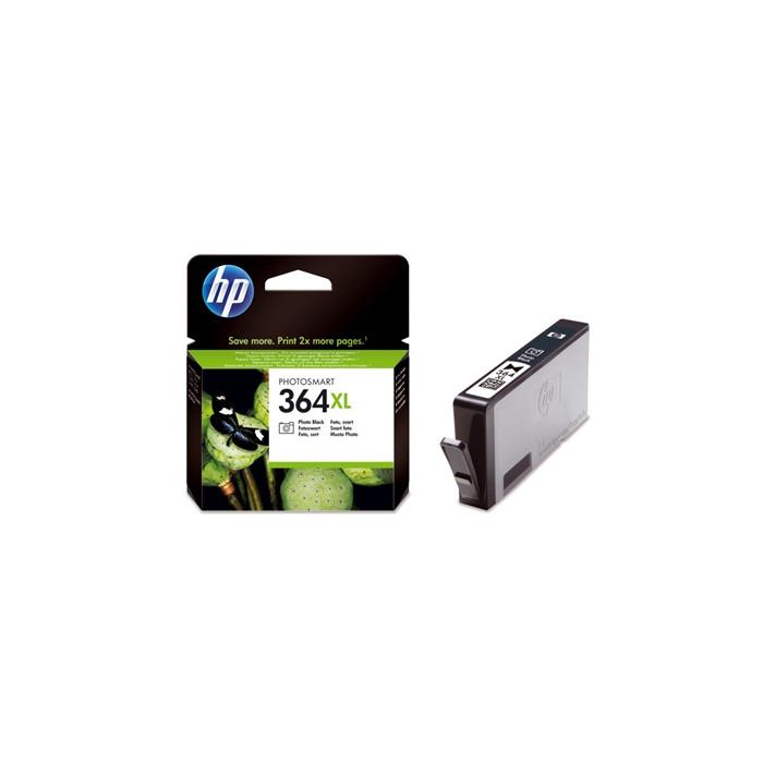 HP 364 BK XL Druckerpatrone photo-black CB322EE