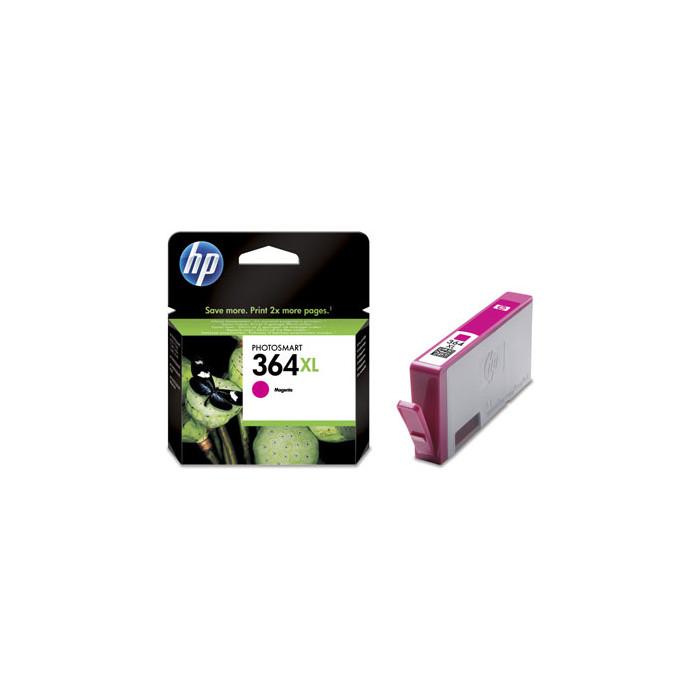 HP 364 M XL Druckerpatrone magenta CB324EE