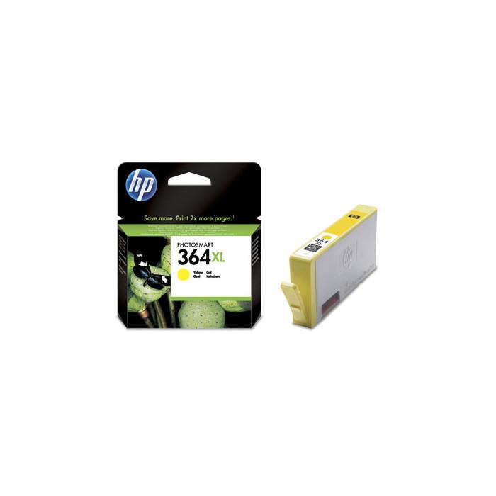 HP 364 Y XL Druckerpatrone yellow CB325EE