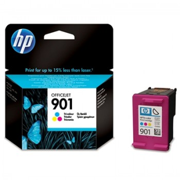 HP 901 Druckerpatrone color CC656AE