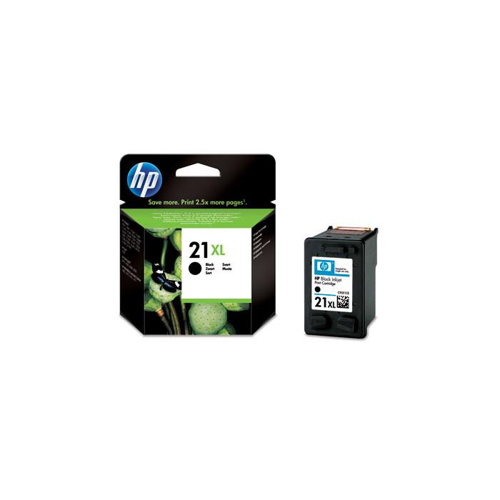 HP 21XL Druckerpatrone schwarz C9351CE