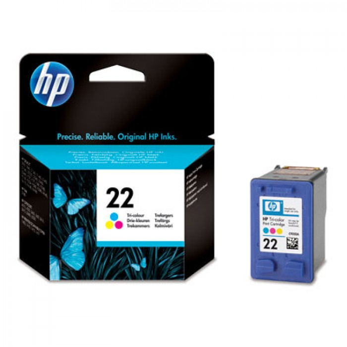 HP 22 Druckerpatrone color C9352AE