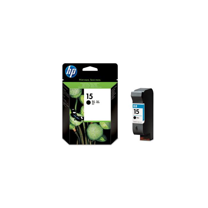 HP 15 Druckerpatrone schwarz C6615DE