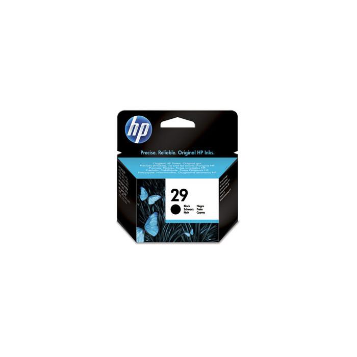 HP 29 Druckerpatrone schwarz 51629AE