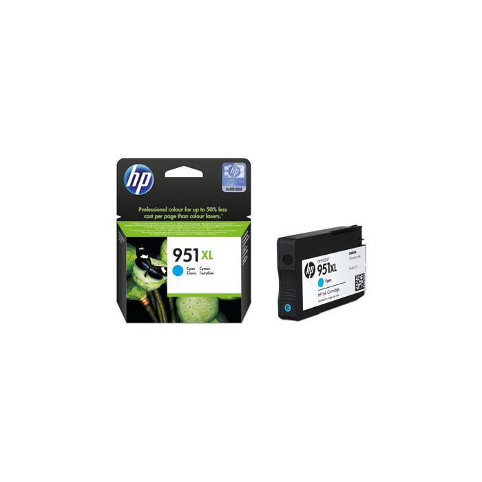 HP 951 XL Druckerpatrone cyan CN046AE