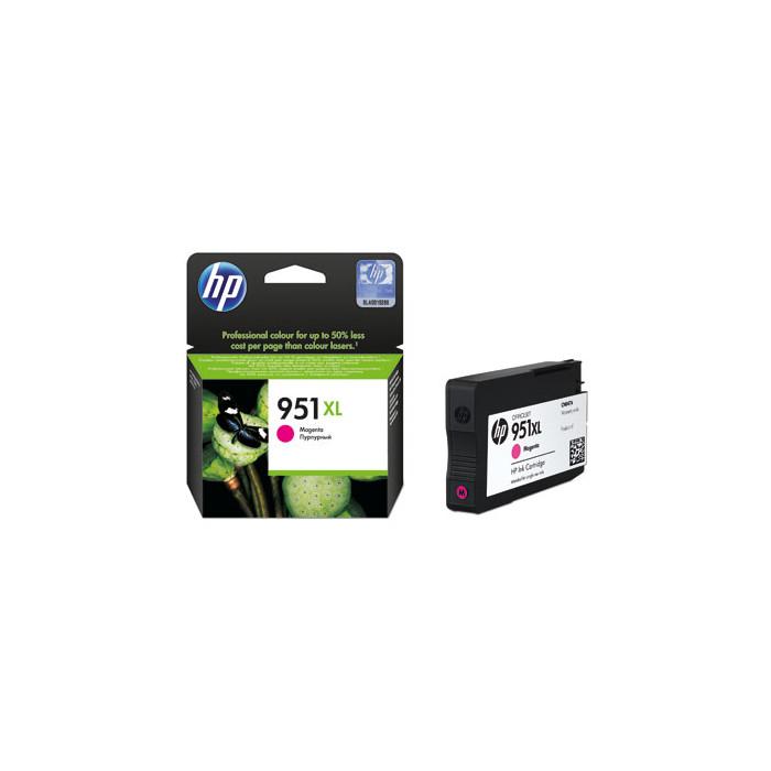 HP 951 XL Druckerpatrone magenta CN047AE