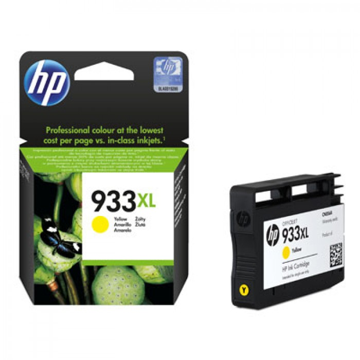 HP 933 XL Druckerpatrone yellow CN056AE