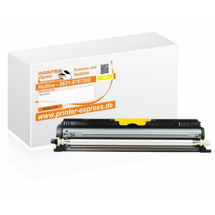 Toner alternativ zu Xerox 106R01468 XL für Xerox 6121...