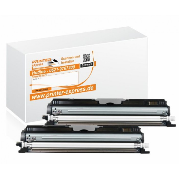Toner 2er Set alternativ zu Xerox 106R01469 XL für Xerox...