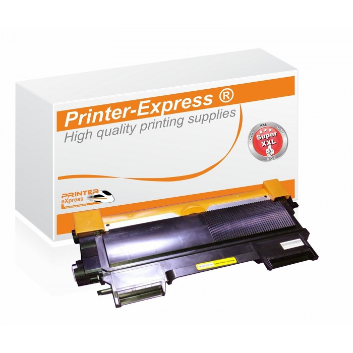 Toner alternativ zu Brother TN-2120 XXL für Brother...