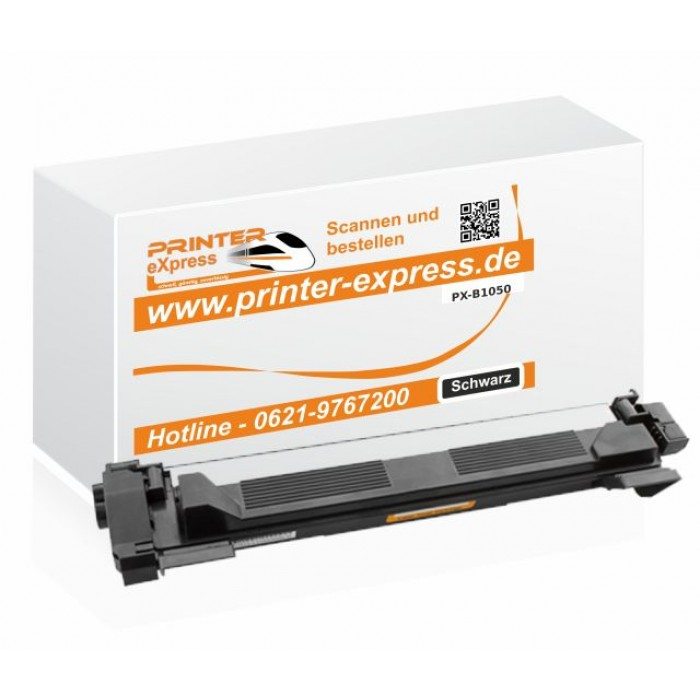 Toner alternativ zu Brother TN-1050 XXL für Brother...