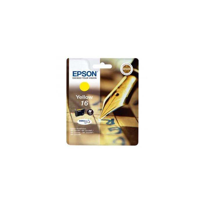Epson T1624 DURABrite Druckerpatrone gelb