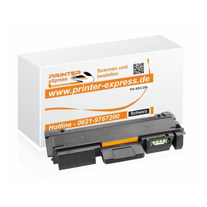 Toner alternativ zu Samsung D116L, MLT-D116L/ELS für...