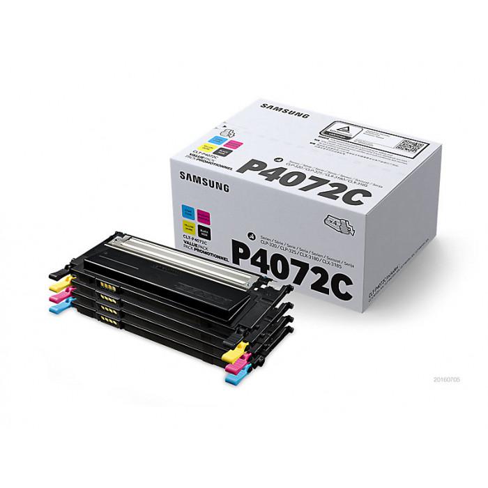 Samsung CLT-P4072C  (CLP-320/CLP-325) RainbowKit