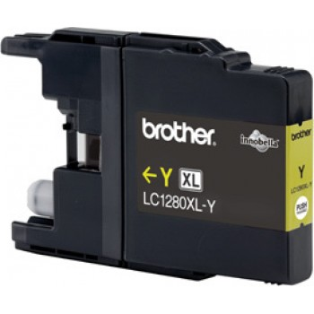Brother Tintenpatrone gelb LC-1280XLY 5833870