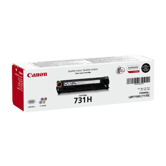 ORIGINAL Canon Toner schwarz 731 HBK 6273B002