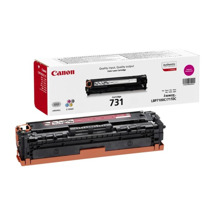 ORIGINAL Canon Toner magenta 731 M 6270B002