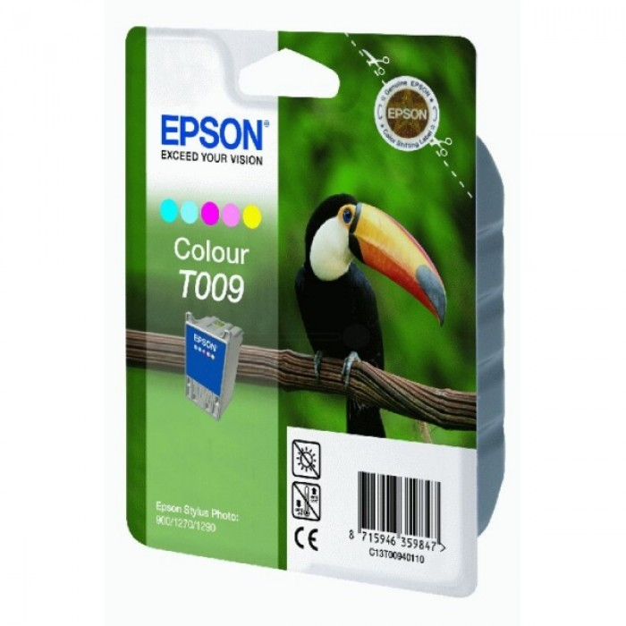 Epson Tintenpatrone color C13T00940110, T009 66ml