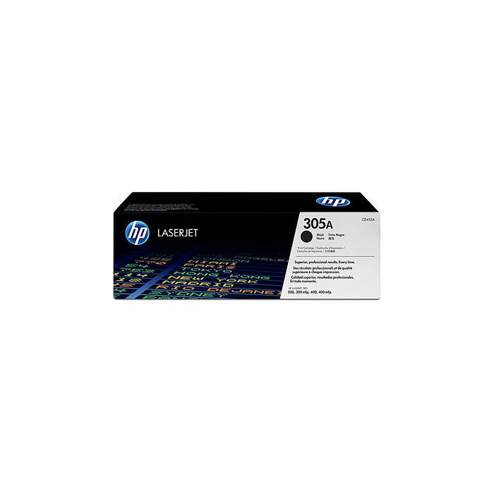 ORIGINAL HP Toner schwarz CE410A 305A