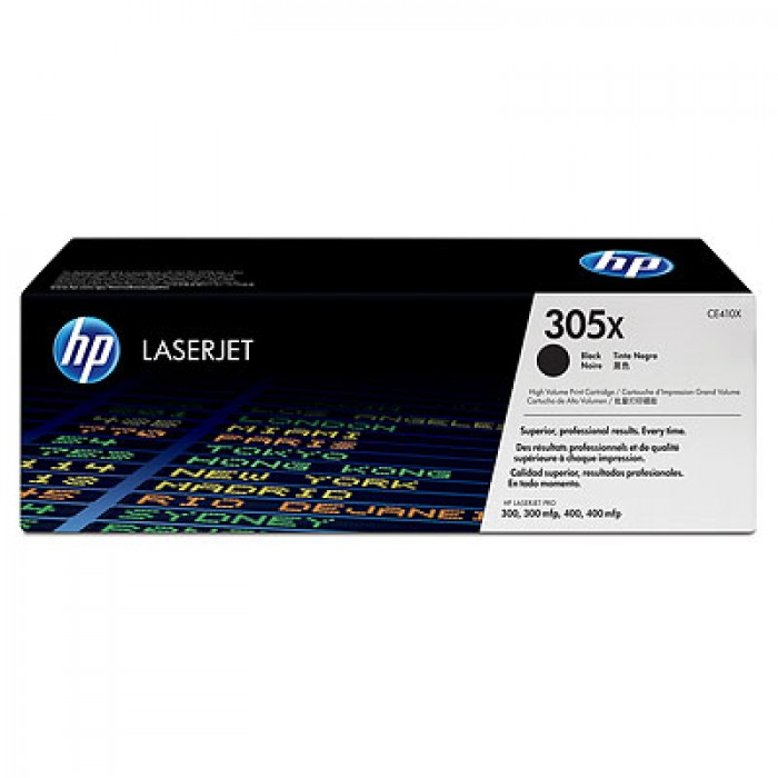 ORIGINAL HP Toner schwarz CE410X 305X